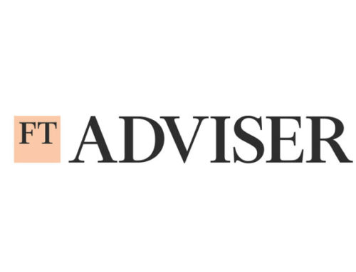Ranked 21 in Top 100 Financial Advisers (UK) by FT