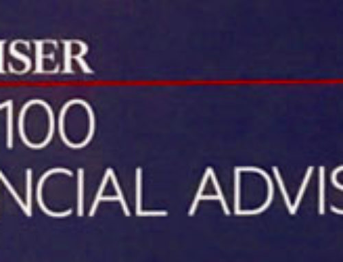 Ranked in Top 30 UK Financial Advisers by FT