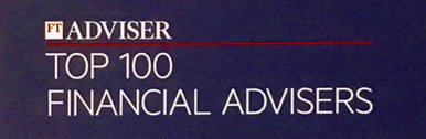 Ranked in Top 30 UK Financial Advisers by FT - HFMC Wealth