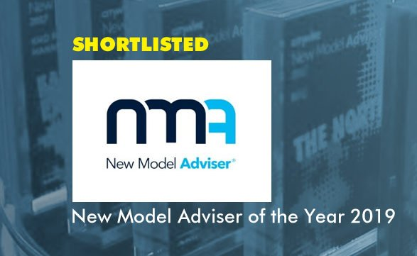New Model Adviser of the Year Shortlisted