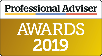 Professional Adviser Best Financial Adviser to Work For 2019 Award