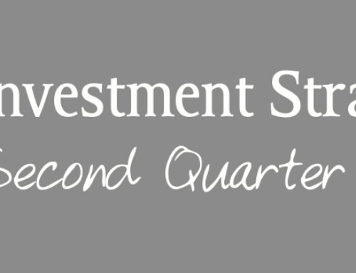 Investment Strategy 2nd Quarter 2020
