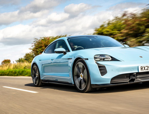 Porsche launch first electric car – can the Taycan play that game?
