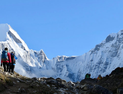 What climbing Mount Everest can teach you about managing your pension in retirement