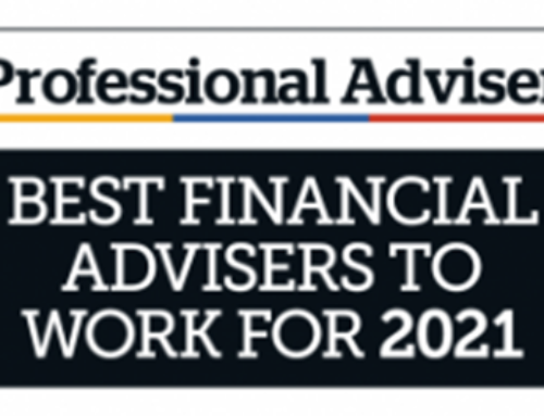 Professional Adviser Best Financial Adviser to Work For 2001 Award